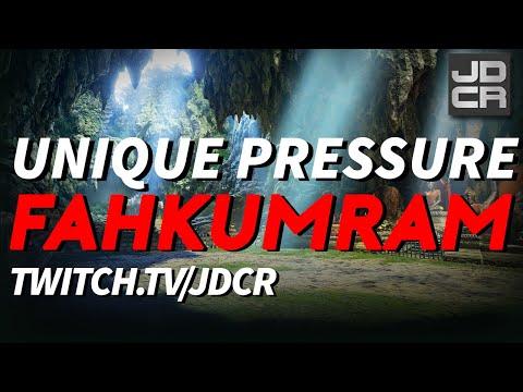 Fahkumram's Unique Pressure vs Paul Phoenix (JDCR Stream Highlights)