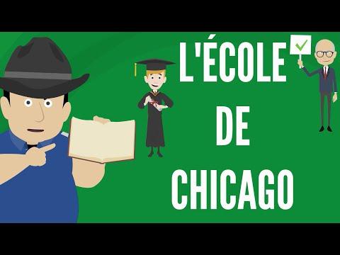 L'ÉCOLE DE CHICAGO | DME