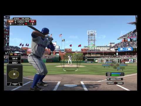 Let's Play: MLB 14: The Show - Episode 21 - Cashner Vs. Santana