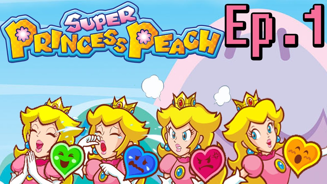 super princess peach vibe scepter ending a relationship