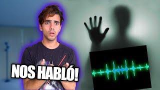 UN DEMONIO NOS HABLÓ EN NUESTRO VIDEO....