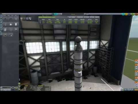 Kerbal Space Program - Beginner Rocket Designs