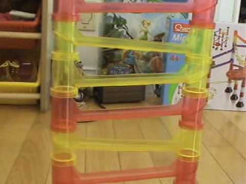 Marble Run Vortex Cool Science toy