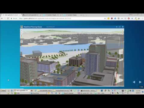Web AppBuilder for ArcGIS Advanced Development Tools and Techniques