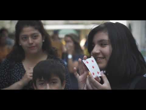 Carta Flotante Pro video