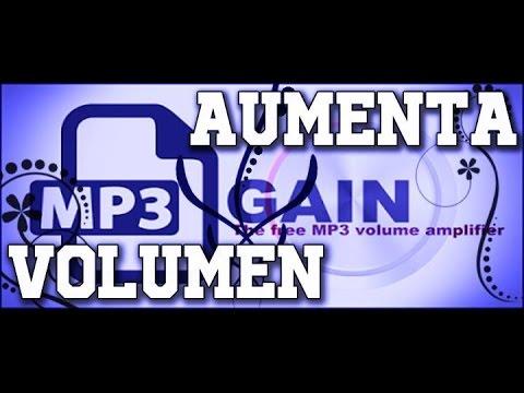 descargar mp3gain portable en español