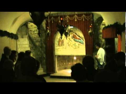Tour Of Franciscan Monastery Near Catholic University Of America In Washington DC