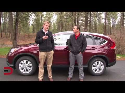 2013 Honda CR-V DETAILED Review on Everyman Driver
