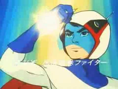 Science Ninja Team Gatchaman [JAP Intro & Outro]