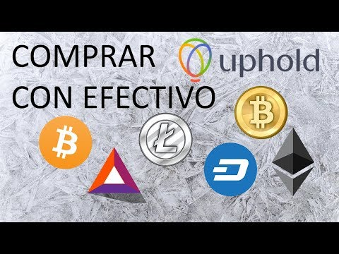Cómo comprar Bitcoin, Ethereum, Litecoin, Dash, Bitcoin Cash o Basic Attention Token 💳 🏧 🤑