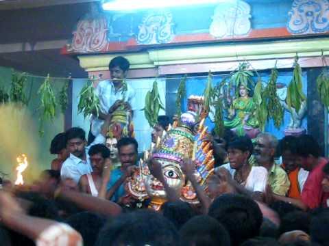 Gudiyatham gengai amman festival_2010