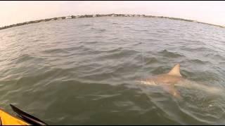 Kayak Fishing, Stuart, FL -   02/16/2013