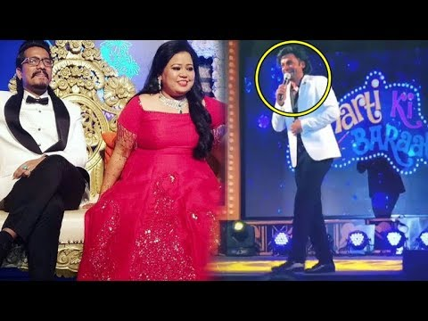 Sunil Grover FUNNY Moment At Bharti Singh's Wedding