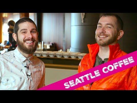 Microsoft Build: Seattle Coffee