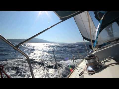 sailing Greece Saronic Gulf