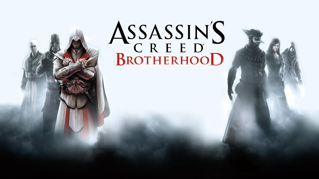 do people even still play: assassin's creed brotherhood - youtube