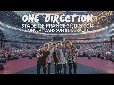One Direction au Stade de France le 21 Juin 2014 (Concert Complet Multicam)
