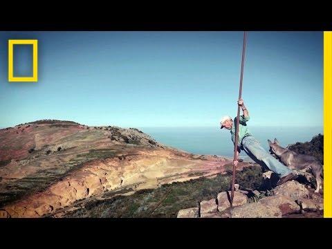 Leap Into the Canary Islands' Epic Folk Sport | Short Film Showcase