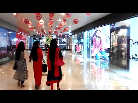 Jamuna Future Park - Asia's largest shopping and entertainment complex