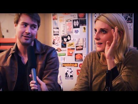 White Lung 2016 Interview with PopKatari.