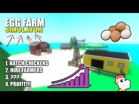 [ROBLOX] Egg glitch in egg farm simulator