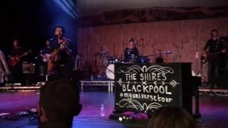 The Shires-- A Thousand Hallelujahs- Blackpool- 18.4.17