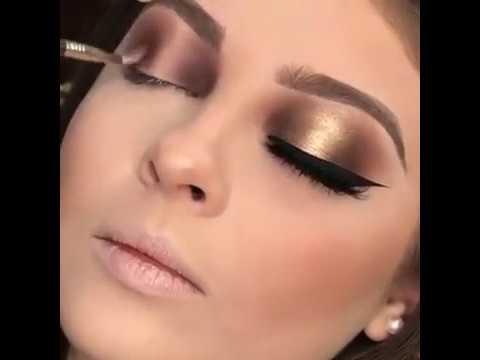 b2aa1844263d2 مكياج للعرائس 2018 ميكاب للعروس 2018 - YouTube