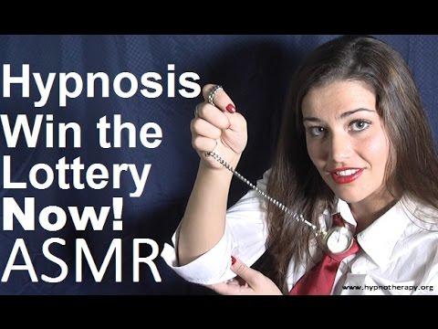 #Hypnosis for lottery winning with Melanie Bordeaux- Available now #ASMR #powerball