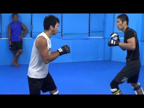 Best Amazing Submissions Yohei Ota Octopus MMA Sparring Jiu Jitsu Grappling 1st Rd!
