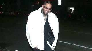 Chris Brown Celebrates Indigo Album Release In Hollywood