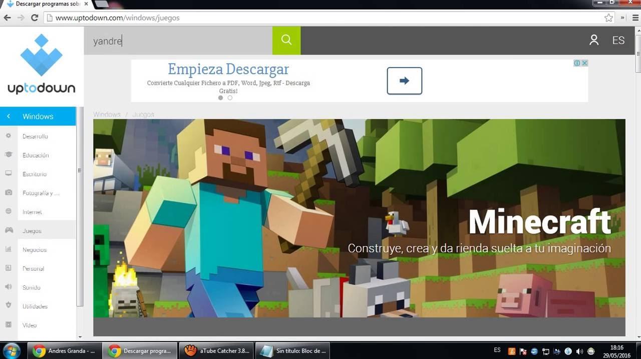 Como Descargar Juegos En Windows 7 Y 8facil Y Rapido Sin Programas