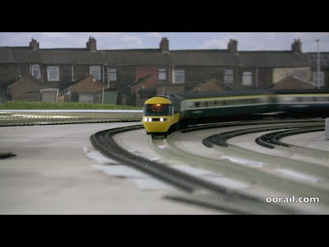 Model Railroad Train Scenery -Tremendous Planning For How to install ID Backscenes on your Model Railway
