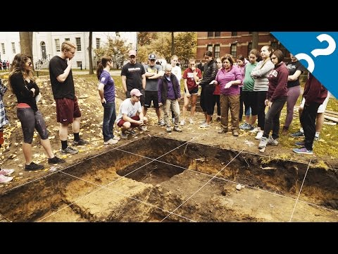 Digging Archaeology at Harvard Yard | Stuff You Missed in History Class