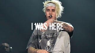 Justin Bieber - I Was Here