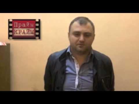 вор в законе Махаре Гварамия (Маци) 12.10.2015 Москва