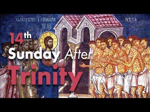 Fourteenth Sunday After Trinity