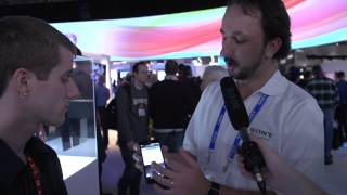 Sony Xperia Z 1080p Water Resistant Android Smartphone - Linus Tech Tips CES 2013