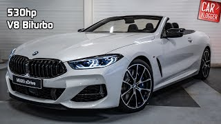 INSIDE the NEW BMW M850i xDrive Convertible 2019 | Interior Exterior DETAILS w/ REVS