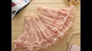 Thrift Stylist:  High Waisted Skirt Thumbnail