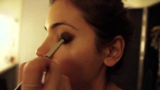 Katie Melua - How to the perfect smokey eye make up (Vlog 9)