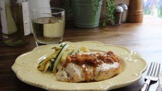 Chicken Recipe - Pan Seared Chicken Breast Recipe