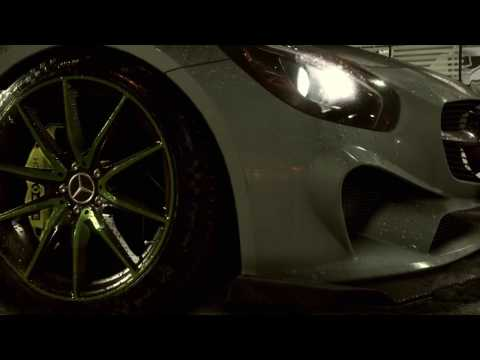Mercedez Benz AMG (Need for speed)-AMG Farruko