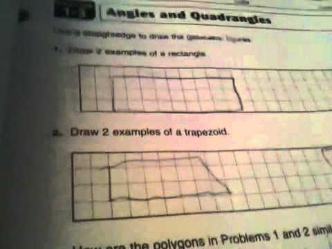 4th Grade mathematics 1.2 - YouTube