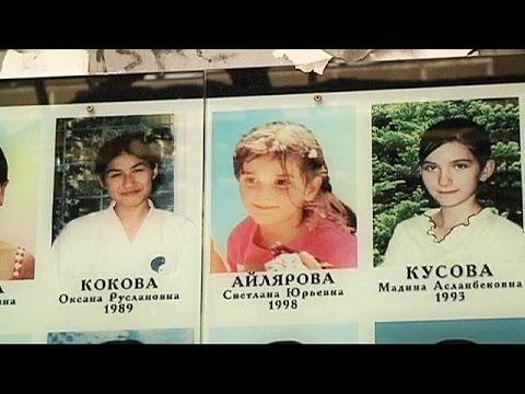 Beslan school siege: Ten years on 'nothing has changed'