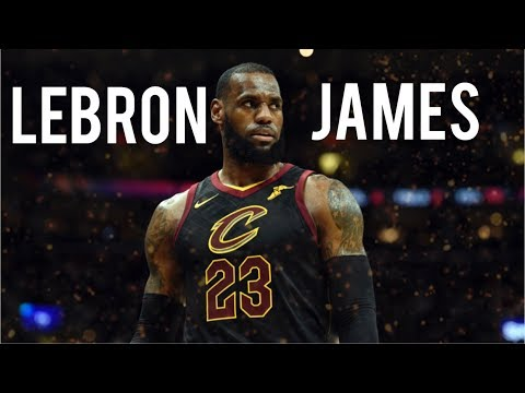"Lebron James ""Dark Knight Dummo"" Mix"