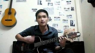 Gửi Làn Gió guitar Humg