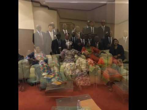 Ngozi Okonjo-Iweala at The 50th Anniversary of the Central Bank Of Uganda
