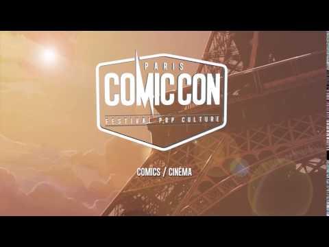 Vidéo Olivier Lambert Billboard TF1 Comic Con Arrow 8s