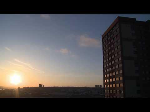 Tyneside Sunset