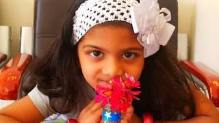 How to make honeycake 🍯(ഹണികേക്ക് എങ്ങനെ ഉണ്ടാക്കാം)a simple activity for kids
